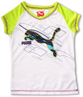 Puma Kids - Form Stripe Cat Raglan (Little Kids)
