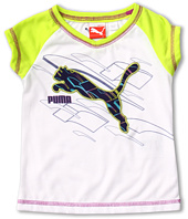 Puma Kids - Form Stripe Cat Raglan (Toddler)