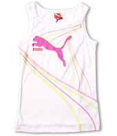 Puma Kids - Form Stripe Cinch Tank (Big Kids)