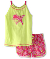 Puma Kids - Halter Star Print Short Set (Toddler)