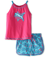 Puma Kids - Halter Star Print Short Set (Little Kids)