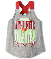 Puma Kids - Charmed & Talented Drapey Tank (Big Kids)