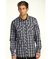 Marc Ecko Cut & Sew - L/S Buffalo Plaid Shirt