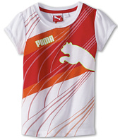 Puma Kids - Form Stripe Tee (Toddler)