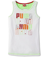 Puma Kids - Puma Tank w/ Contrast Back (Big Kids)