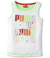 Puma Kids - Puma Tank w/ Contrast Back (Little Kids)