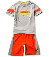 Puma Kids - Superstar Short Set (Toddler)