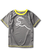 Puma Kids - Core Cat Wicking Cell Dry Tee (Big Kids)
