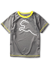 Puma Kids - Core Cat Wicking Cell Dry Tee (Little Kids)