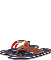 Tommy Hilfiger Kids - Bb Flip Flop Animal (Toddler/Youth)