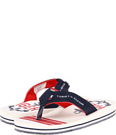 Tommy Hilfiger Kids - Bb Flip Flop Seaside (Toddler/Youth)