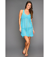 Steve Madden - Hot and Holey Tank Coverup