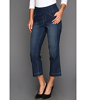 Jag Jeans - Fenmore Pull-On Crop in Blue Shadow