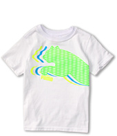 Puma Kids - Triple Logo S/S Tee (Big Kids)