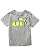 Puma Kids - Logo Grid Tee (Toddler)
