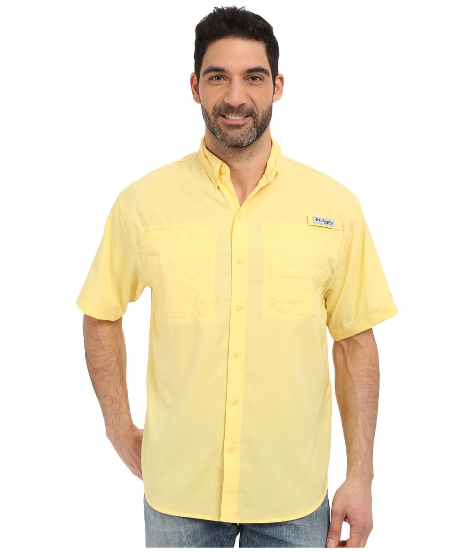Columbia Tamiami II S/S Sunlit Mens Short Sleeve Button Up