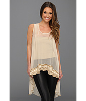 Badgley Mischka - Mark & James Updown Fringe Tank