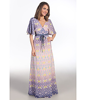 Badgley Mischka - Mark & James Printed Maxi