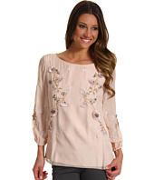 Badgley Mischka - Mark & James Embroidered Top