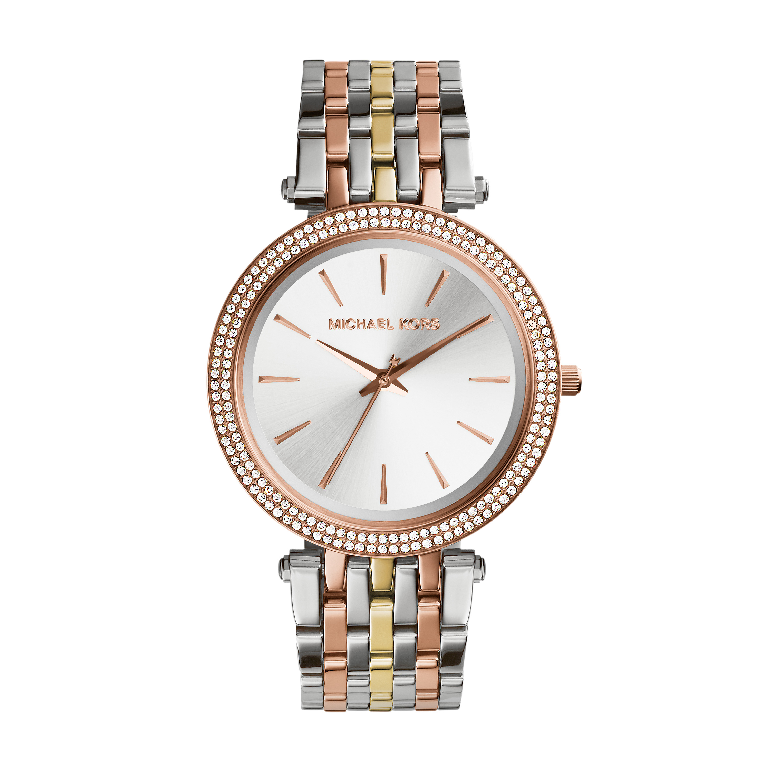 Michael Kors - MK3203 - Darci (Rose Gold/Silver) Watches