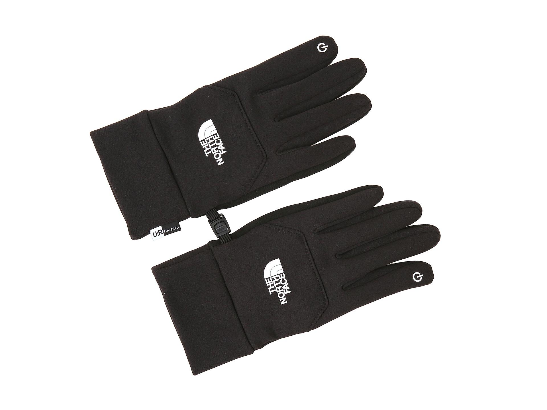 Mens etip gloves - Video