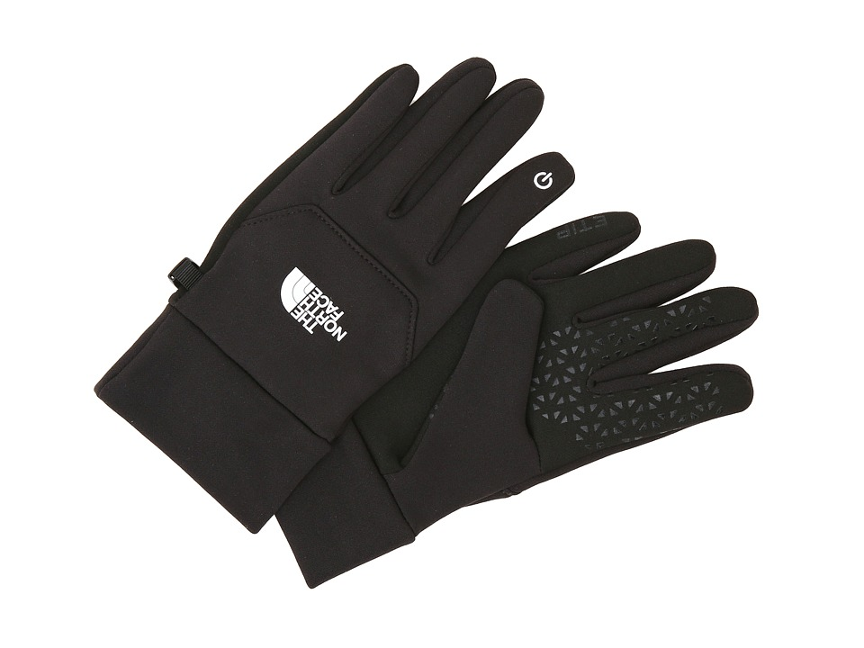 The North Face Etip Glove (TNF Black) Extreme Cold Weather Gloves