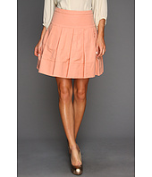 BCBGMAXAZRIA - Pleated A-Line Skirt