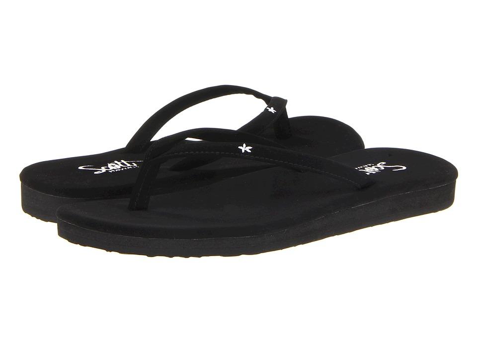 Scott Hawaii - Mele (Black) Womens Sandals