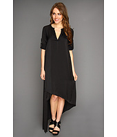 BCBGMAXAZRIA - Eddie Asymmetrical Shirtdress