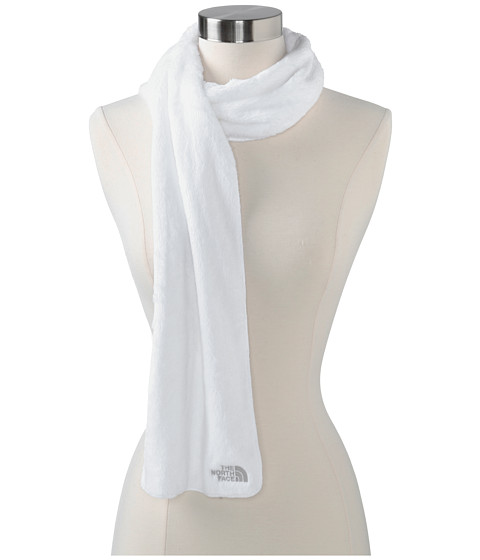 The North Face Denali Thermal Scarf - TNF White (Prior Season)