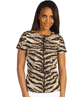 MICHAEL Michael Kors - Tiger Structured T-Shirt