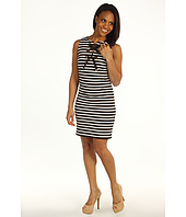 MICHAEL Michael Kors - Lobamba Stripe Sleeveless Grommet Dress
