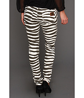 MICHAEL Michael Kors - STR Canvas Mountain Zebra Jean
