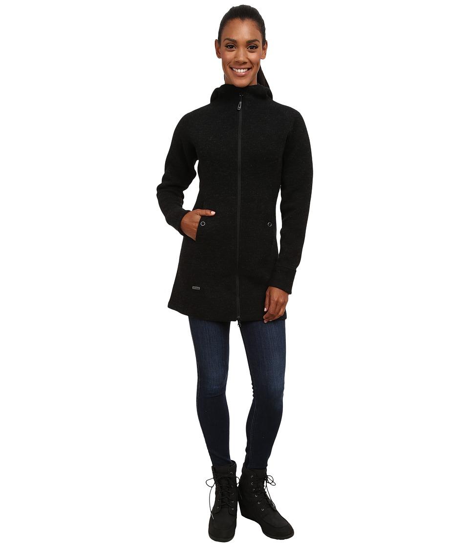 Outdoor Research Salida Long Hoodie (Black) Women's Coat