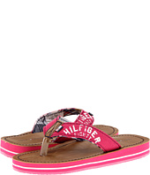 Tommy Hilfiger Kids - GG Flip Flop Rose Solid (Toddler/Youth)