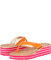 Tommy Hilfiger Kids - GG Joy Flip Flop Wedge (Toddler/Youth)