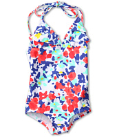 Roxy Kids - Blooming Bliss Tiki Triangle One Piece (Toddler/Little Kids)