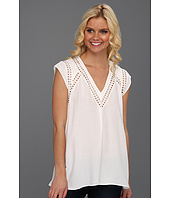 Rebecca Taylor - Diamond Sleeveless Top