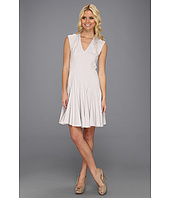 Rebecca Taylor - Godet V-Neck Dress
