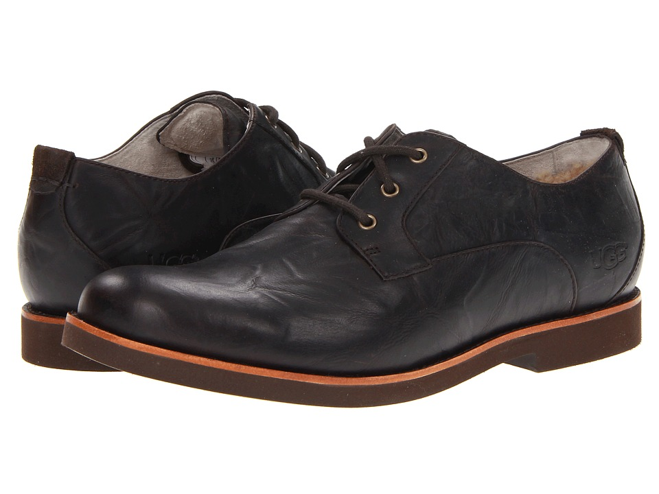 UGG - Klayton (Chocolate Leather) Men