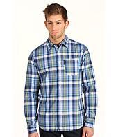 Ecko Unltd - Neon Plaid Shirt