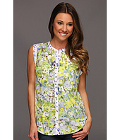 Patterson J Kincaid - Bergenia Button Tank