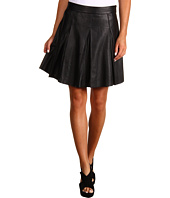 Patterson J Kincaid - Tartan Leather Skirt