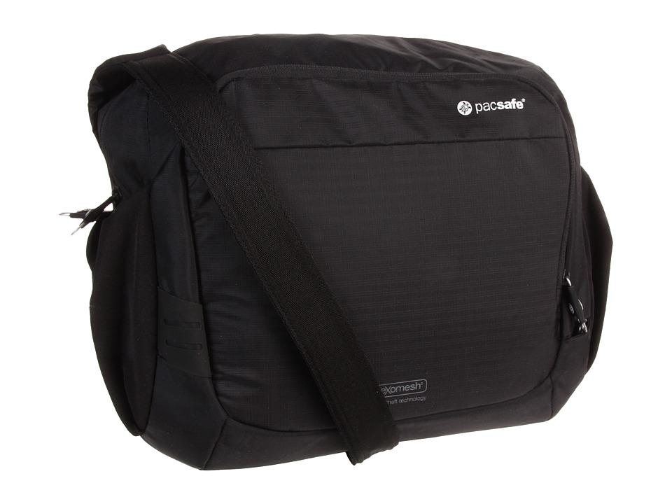 Pacsafe - Venturesafe 350 GII Anti-Theft Shoulder Bag (Black) Shoulder Handbags