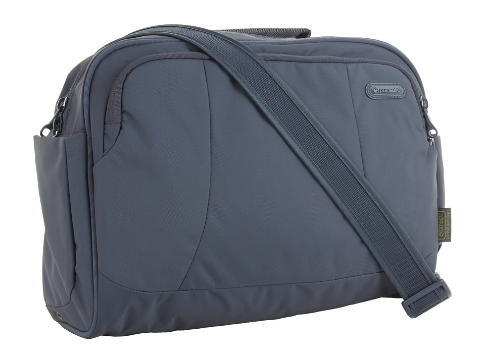 Pacsafe - Metrosafe 275 GII Anti-Theft Tablet and Laptop Bag (Midnight Blue) Computer Bags