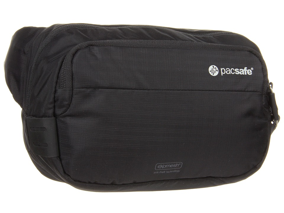Pacsafe - Venturesafe 100 GII Anti Theft Hip Pack (Black) Bags