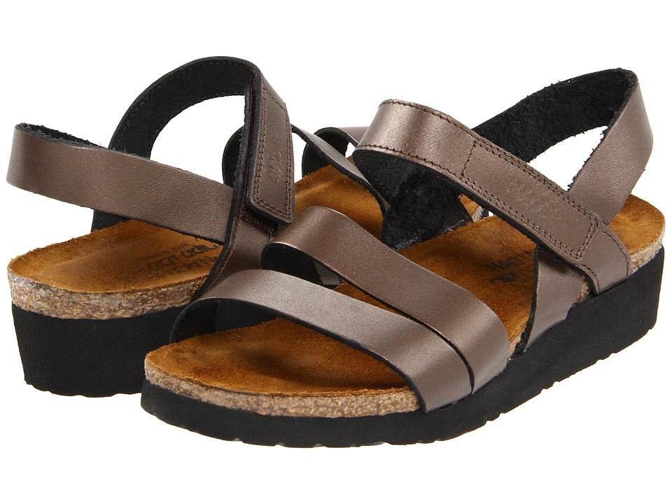 Naot Footwear Kayla (Copper Leather) Sandals