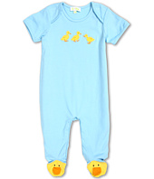 le top - Justy Ducky Footed Coverall (Infant)