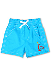 le top - Little Ray & Oscar Woven Swim Trunks (Infant/Toddler)