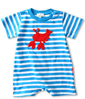 le top - Rock Lobster Stripe Romper (Infant)
